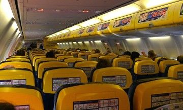 Viajar en Ryanair será más incómodo