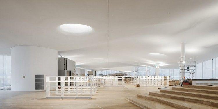 Arquitectura y diseño finlandés se dan la mano en el proyecto