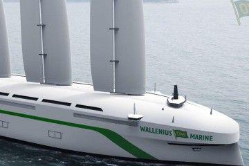 La energía eólica es la protagonista del proyecto WPCC de Wallenius