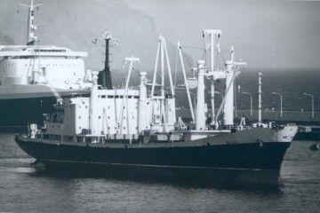 "El buque ""Belén"", coprotagonista de esta historia del capitán Larrañaga"