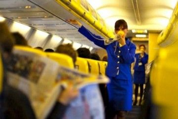 Sigue el malestar laboran entre las tripulaciones de Ryanair