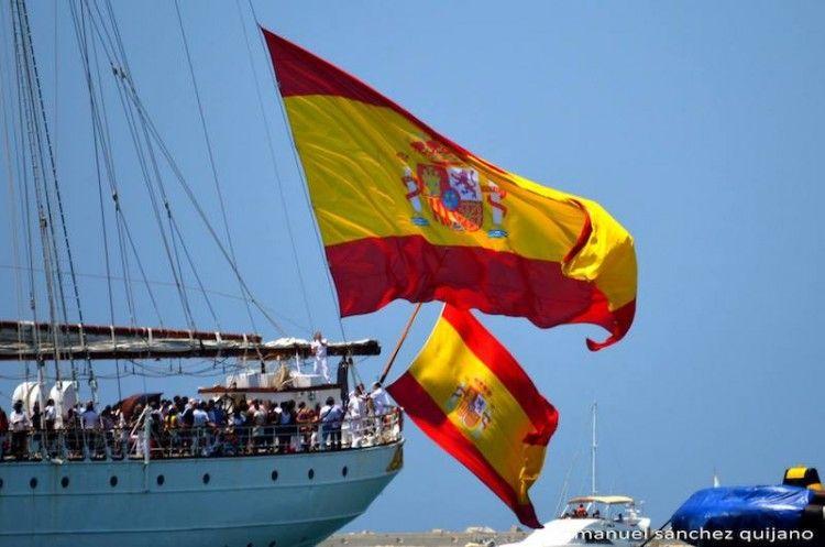 """El buque-escuela """"Juan Sebastián de Elcano"""" llegará el 18 de enero a Santa Cruz de Tenerife"""