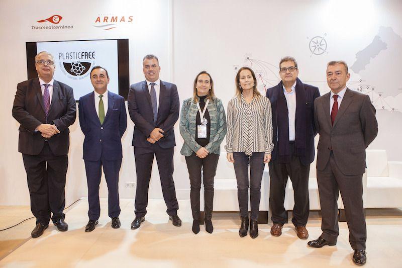 Trasmediterránea rubrica acuerdos con asociaciones ecológicas y cuidadoras del medio marino