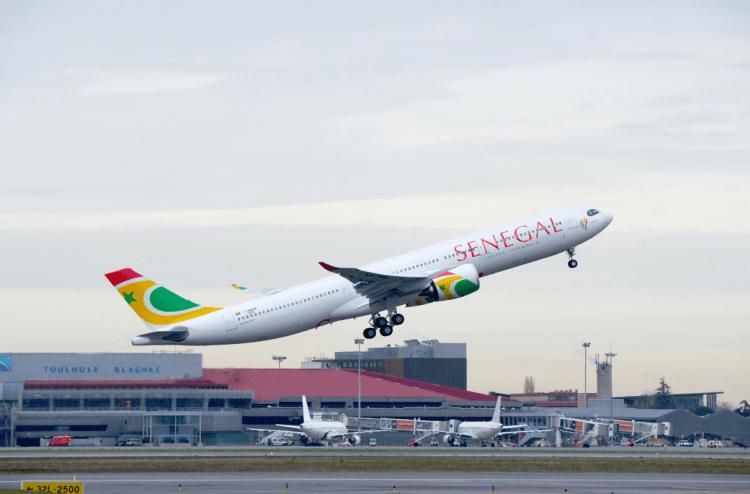 Air Senegal es el primer operador del A330neo en África