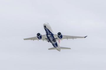 El avión A220 se abre mercado en el exigente mercado de EE.UU.