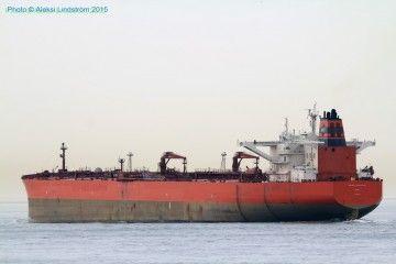 """El petrolero """"""""Ridgebury Captain Drogin"""" está en apuros en aguas de Galicia"""
