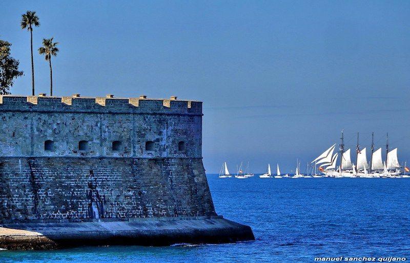 Hasta su regreso a Cádiz, el viaje tendrá una duración de seis meses