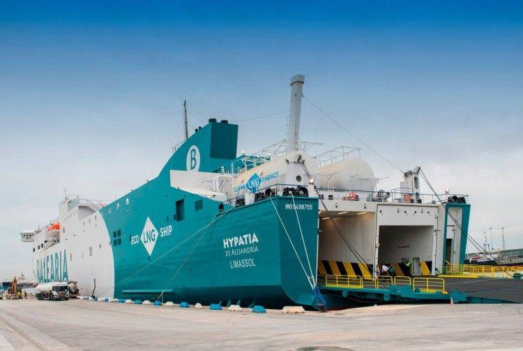 """El buque """"Hypatia de Alejandría"""" es la más reciente adquisición de Balearia"""
