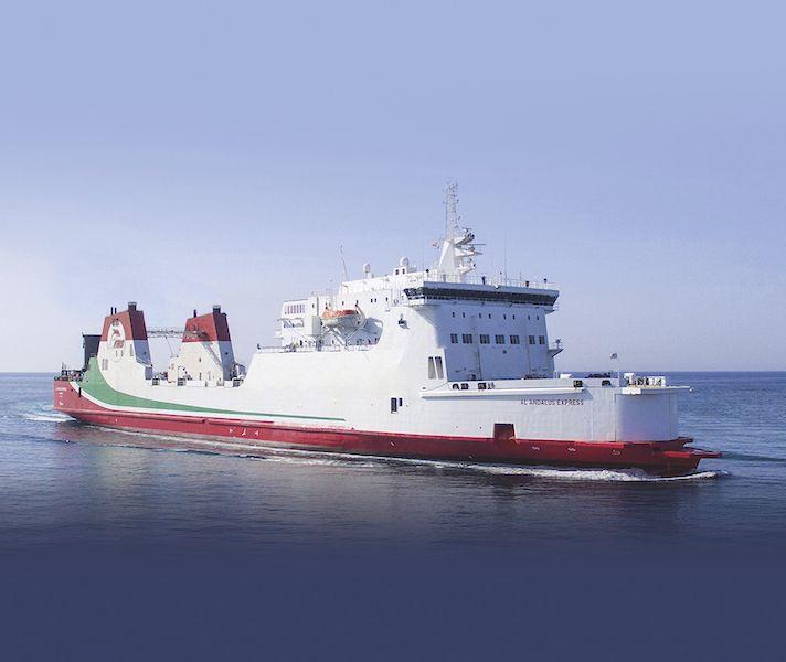 """El buque """"Al Andalus Express"""" añade una rotación semanal Las Palmas-Lanzarote"""