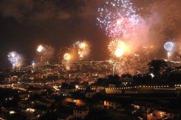 El espectáculo de fuegos artificiales tiene dimensión internacional