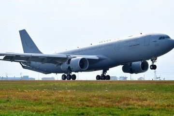 Este es el primer avión A330 MRTT de la ROKAF