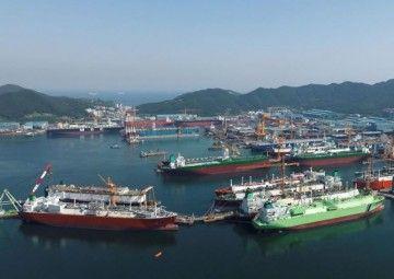 DSME vive una fiebre de encargos de nuevos buques