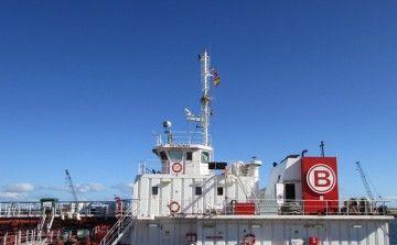 """La gabarra """"Petrobay"""", fletada por seis meses en Ceuta, ampliable a otros seis"""