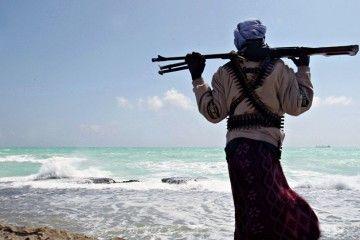 La piratería crece en aguas del Golfo de Guinea