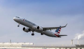 American Airlines recibió el primero de 100 A321neo