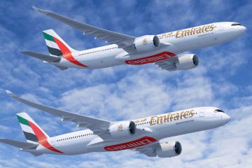 Emirates revalida su apuesta por la gama alta de Airbus