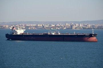 """El petrolero """"Río Arauca"""" lleva casi dos años fondeado en Lisboa"""