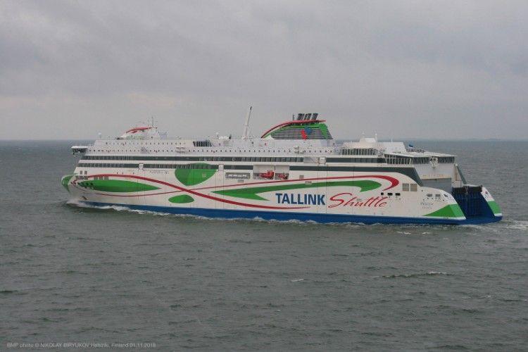 """El ferry """"Megastar"""", propulsado por gas natural, ha sido elegido para este proyecto"""