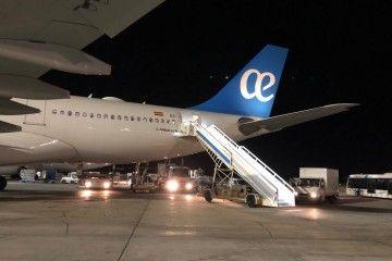 Lo que Air Europa deja de cobrar en Venezuela lo saca con creces por otro lado, como en las líneas de Canarias