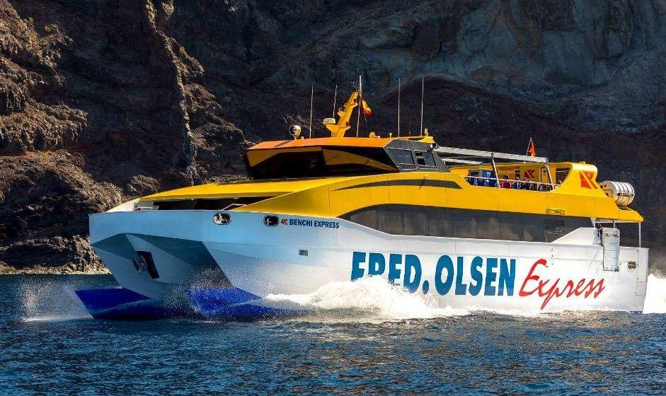 """El catamarán """"Benchi Express"""" estará fuera de servicio la próxima semana"""