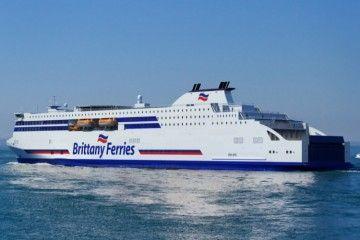 """Esta será la estampa marinera del futuro """"Salamanca"""", de Brittany Ferries"""