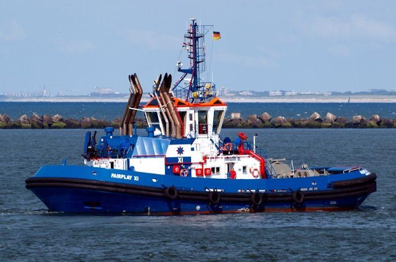 FairPlay Towage posicionará cinco remolcadores en el puerto de Las Palmas