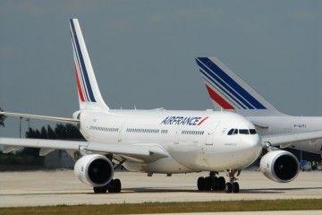 Air France suspende temporalmente sus vuelos a Venezuela