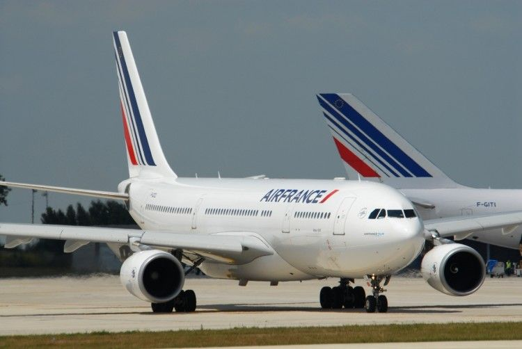 Air France suspende temporalmente sus vuelos a Venezuela