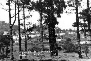 Fuencaliente de La Palma., un pueblo entre pinares