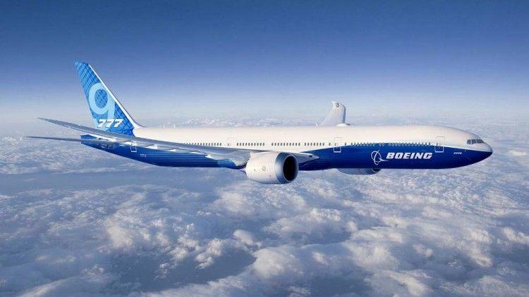 British Airways se suma al proyecto Boeing B-777X