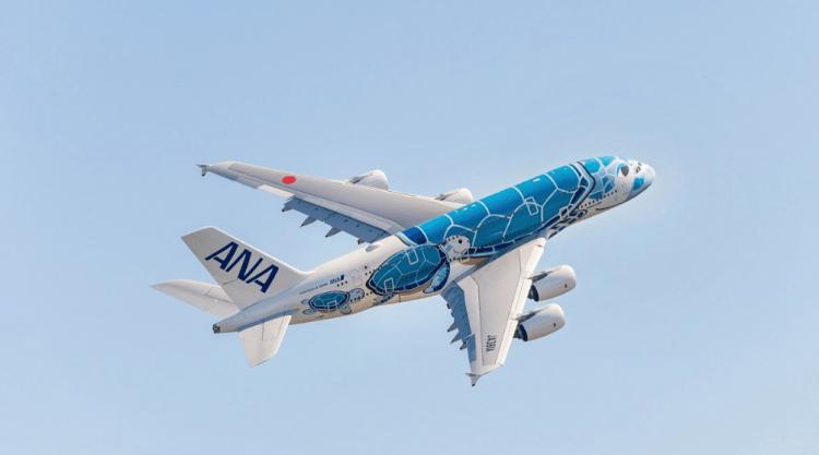 ANA ya tiene en su poder su primer A380