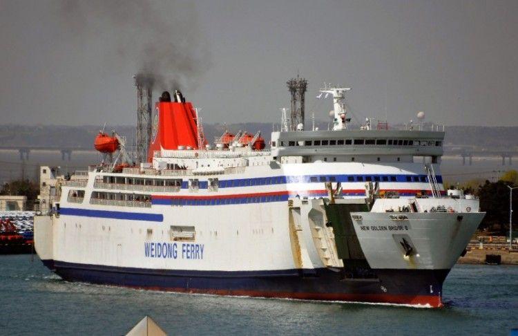 La nueva adquisición de FRS Iberia tiene 29 años de vida marinera
