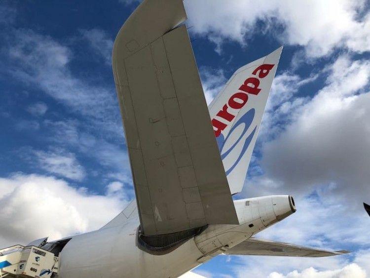 La crisis de Venezuela afecta a las tripulaciones de Air Europa