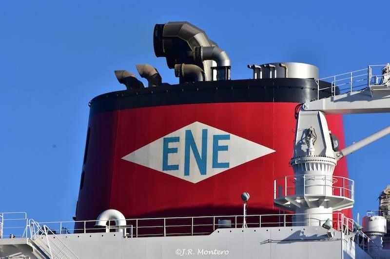 La contraseña de ENE está presente en el transporte internacional de gas natural