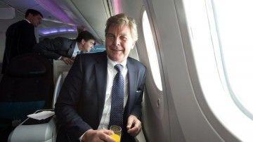 Bjørn H. Kise preside Norwegian desde 2010