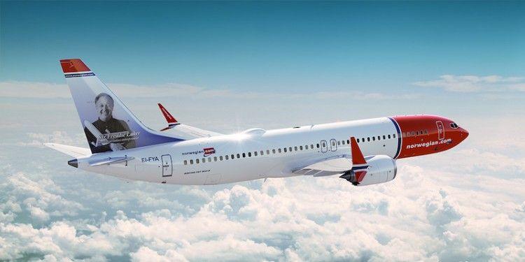 Norwegian ha ordenado el cese temporal de operaciones del B737Max