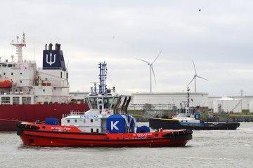 Kotug Smit Towage es una empresa importante en el sector europeo
