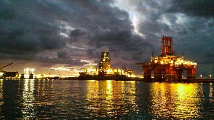 El nuevo amanecer que supuso la llegada de Tenerife Shipyards puede estar próximo a las tinieblas