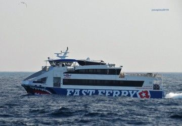 "El catamarán ""Don Juan"" ha sido construido por Astilleros Armón"