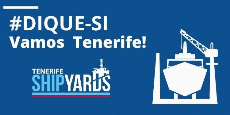 Tenerife Shipyards podrá incorporar un dique seco a su oferta profesional