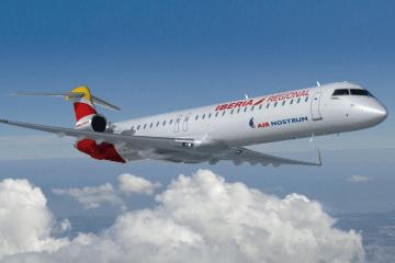 La huelga de los pilotos de Air Nostrum alterará la programación de la franquiciada de Iberia