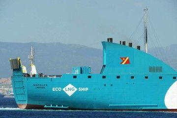 """Con la incorporación del buque """"Nápoles"""", Balearia y Fred. Olsen dan un paso atrás en la calidad del servicio"""