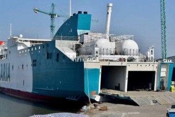 Candina es uno de los proveedores de tripulantes de Balearia