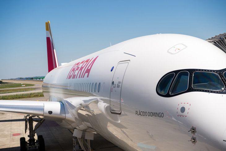 Iberia sustenta la renovación de la flota de largo radio en el A350