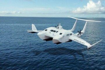 El proyecto auspiciado por el Gobierno de Canarias pretende introducir aparatos tipo ekrannoplano
