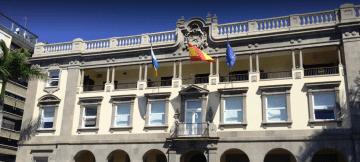 Sede de la Autoridad Portuaria de Santa Cruz de Tenerife