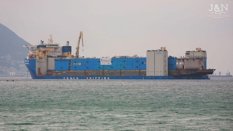 El nuevo dique flotante de Carnaval generará empleo y riqueza