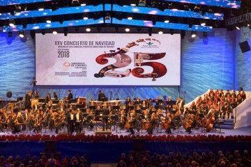 El Concierto de Navidad de Puertos de Tenerife es un referente internacional