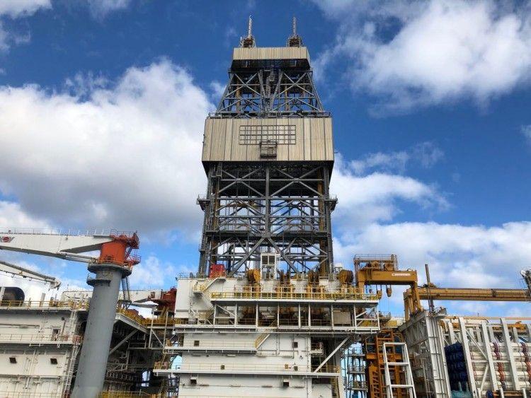 Tenerife Shipyards tiene una reconocida trayectoria en el sector off shore internacional