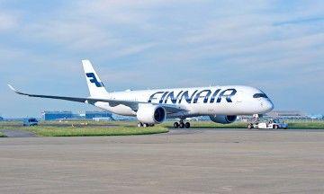 Finnair vuela a Japón con el avión A350